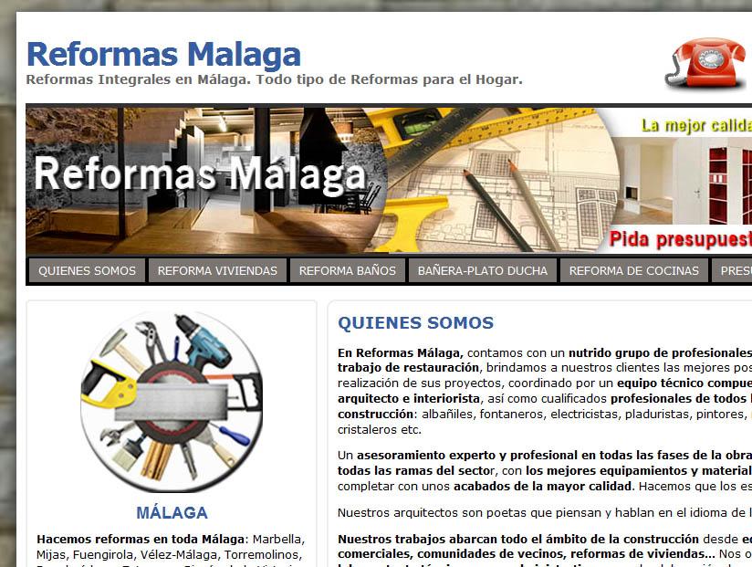 Reformas en m laga carpintero malaga - Carpinteros en malaga ...